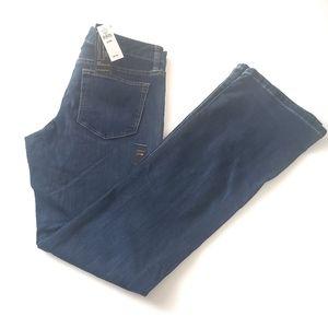 Banana Republic Factory Slim Boot Cut Jeans 27/4R